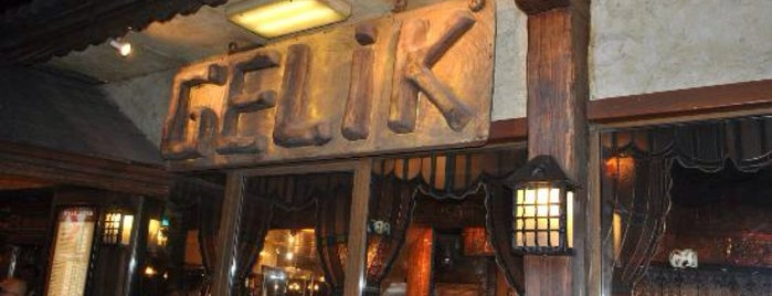 Gelik is one of Best Food, Beverage & Dessert in İstanbul.