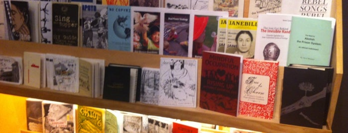 Firestorm Cafe & Books is one of Asheville All-in-All.
