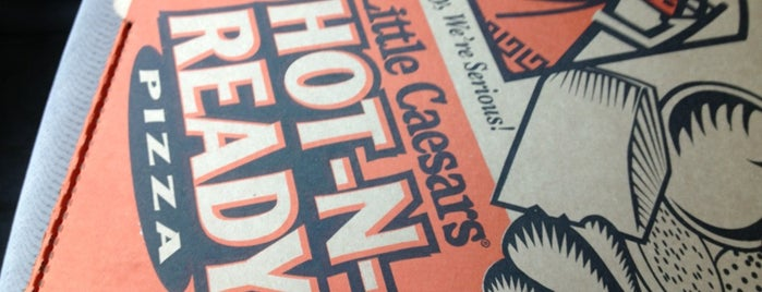 Little Caesars Pizza is one of Must-visit Food in Euless.