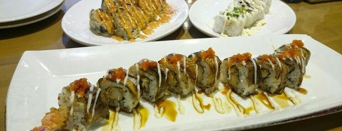 Kiyadon Sushi is one of Bento Badge.