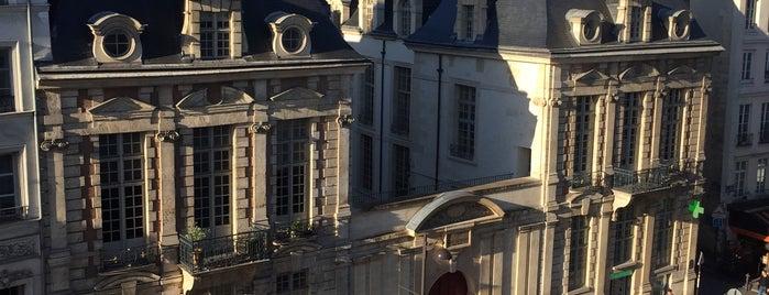 Hôtel de la Herse d'Or is one of Hotels Paris.