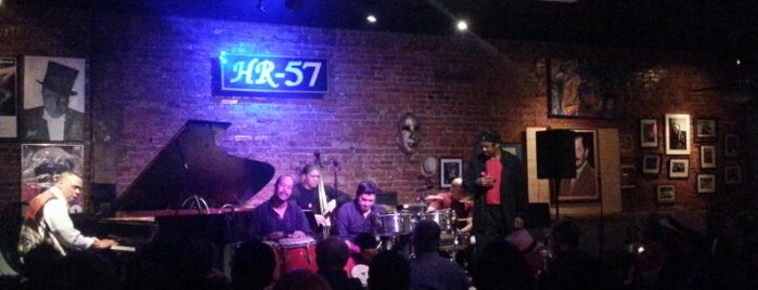 H.R. 57 Jazz Club is one of ♥ H St..