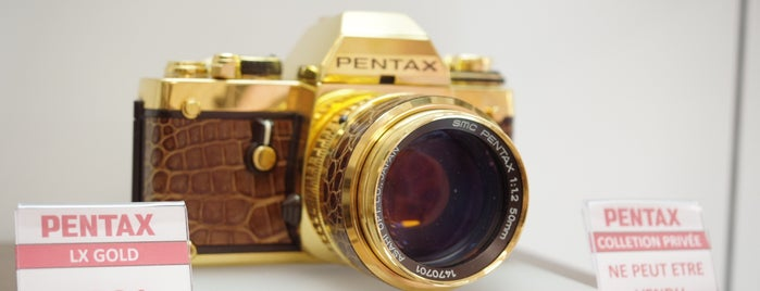 Images-Photo Pentax is one of Michael's Tips.