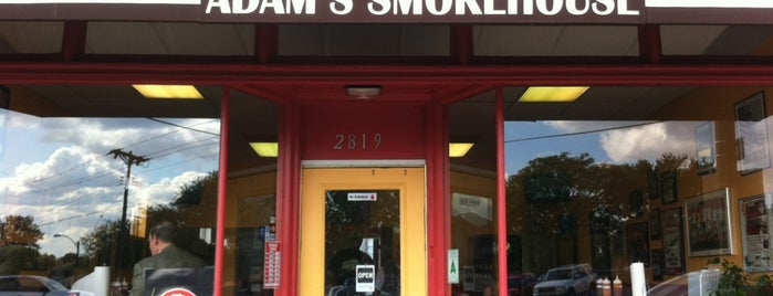 Adam's Smokehouse is one of St. Louis, MO.
