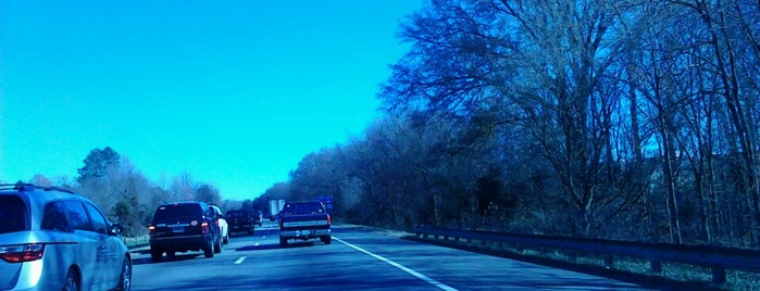 Hwy 73 @ I85 is one of Roads.