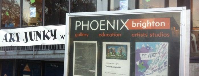 Phoenix Brighton is one of Events.
