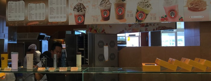 J.CO Donuts & Coffee is one of Cafe & Kopitiam.