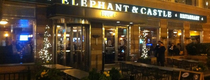 Elephant & Castle Pub and Restaurant is one of FOOD!.