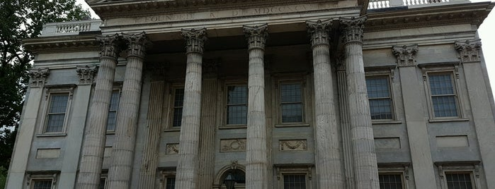 First Bank of the United States is one of Want to visit.