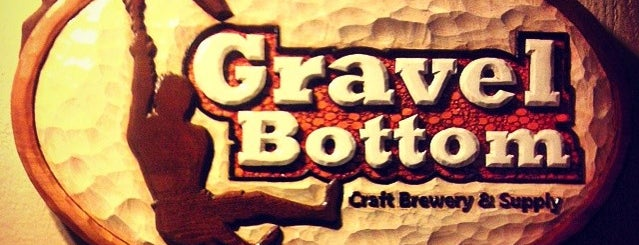 Gravel Bottom Brewery & Supply is one of Michigan Breweries.