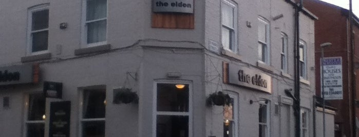 The Eldon is one of Old Man Pubs.