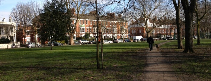 Brook Green is one of Must-visit Great Outdoors in London.