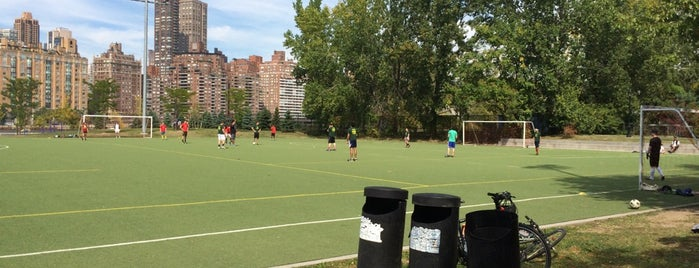 Roosevelt Island Soccer Turf is one of Outdoor fun.