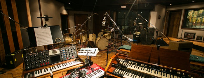 The Village Recording Studios is one of Studio's.