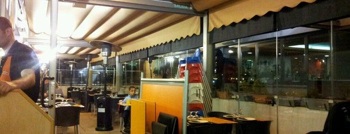 Pizzeria Britania is one of Santander.