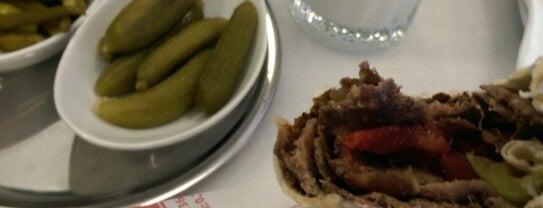 Kırım Döner is one of Tapılası Hamburgerciler, Dönerciler, Sandviççiler.