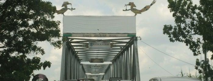 Jembatan Kapuas I is one of Guide to Pontianak's best spots.