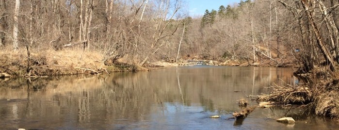 Eno River State Park Fews Ford Access is one of Must-visit Great Outdoors in Durham.