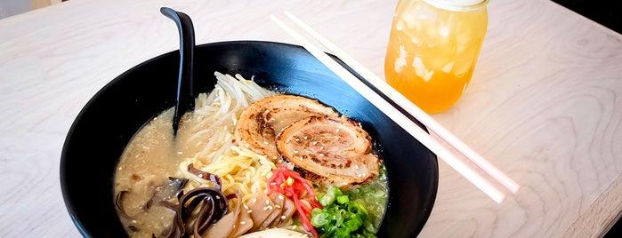 Chibiscus Asian Cafe & Restaurant is one of Top 50 restaurants in LA.