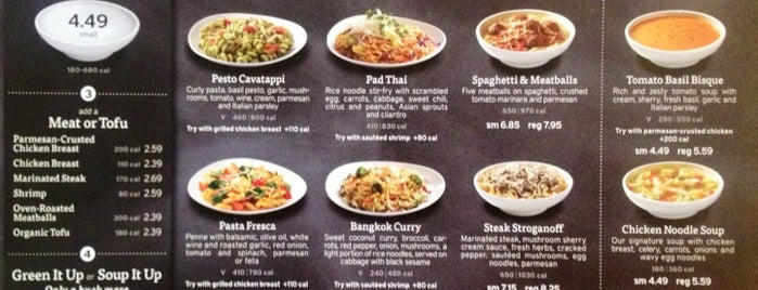 Noodles & Company is one of Restaurants I need to try.