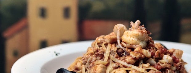 Trattoria Toscana is one of FOOD.