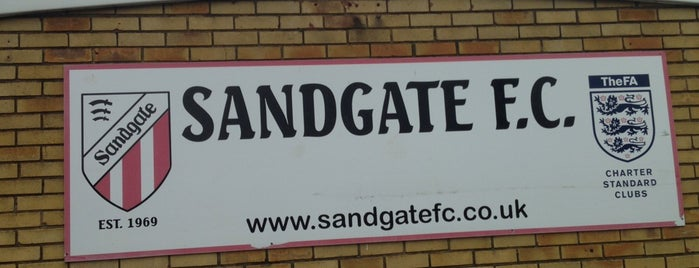 Sandgate FC is one of Football grounds in and around London.