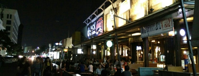 Royal City Avenue (รอยัล ซิตี้ อเวนิว) is one of All-time favorites in Thailand.