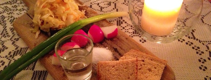 Russian House is one of SXSW: Best Restaurants and Bars in Austin.