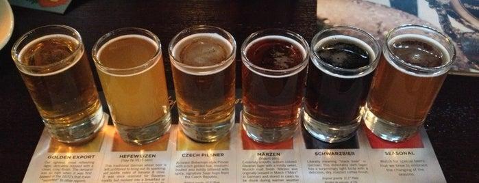 Gordon Biersch Brewery Restaurant is one of Because Beer..