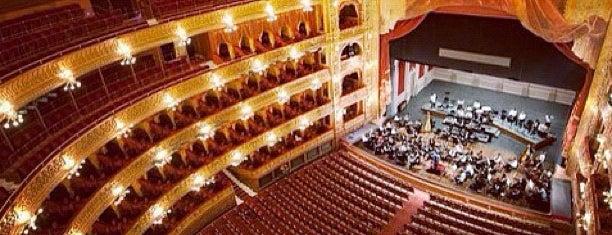 Teatro Colón is one of Buenos Aires.