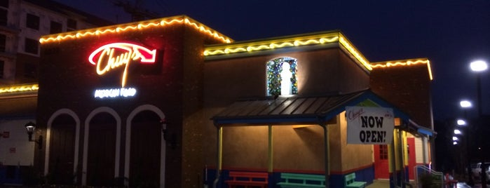 Chuy's is one of Raleigh Favorites.