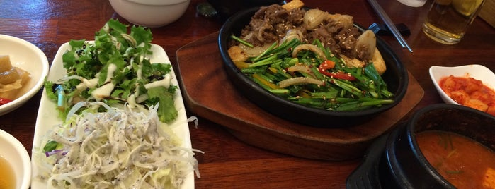Son's Kitchen is one of Itaewon food.