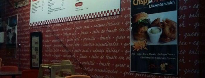 El Burger Bar is one of Top places que debes ir a COMER!.