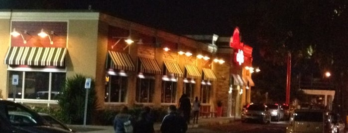 Chili's Bar & Grill is one of Ponce #4sqCities.