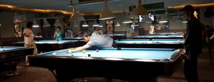 Hangar Billiard and Lounge is one of Maen-maen.