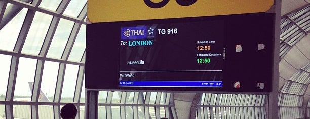 Gate C3 is one of TH-Airport-BKK-1.