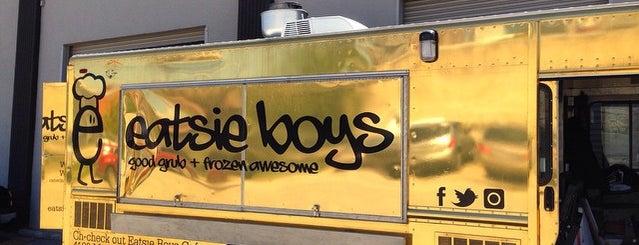 Eatsie Boys is one of Houston Press - 'We Love Food' - 2012.