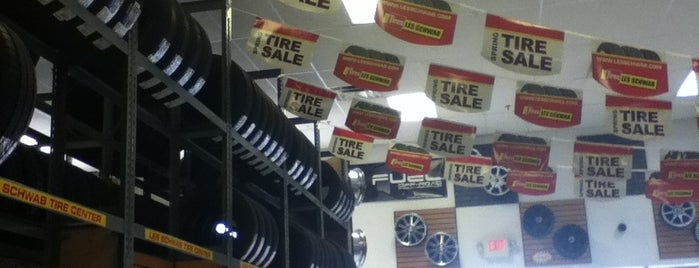 Les Schwab Tires is one of Top picks for Automotive Shops.