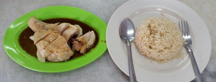Kedai Nasi Ayam Tim Kee is one of enday.