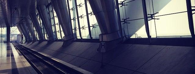 Frankfurt (Main) Flughafen Fernbahnhof is one of Ausgewählte Bahnhöfe.