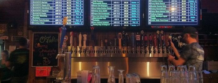 Buckeye Beer Engine is one of Breweries in Northeast Ohio.
