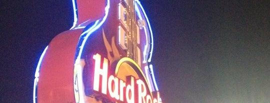 Hard Rock Cafe Bogota is one of HARD ROCK CAFE'S.