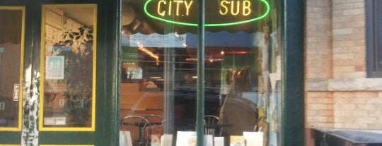 City Sub is one of New Hood.