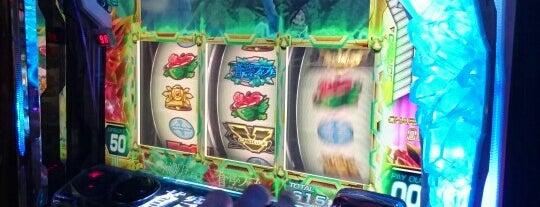 星狩物語 中百舌鳥店 is one of 関西のゲームセンター.