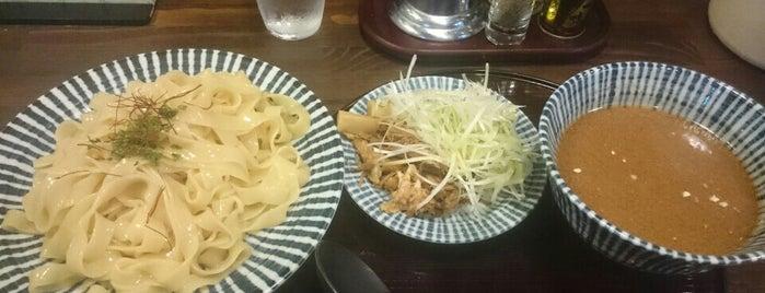 めんや 薫寿 is one of The 麺.