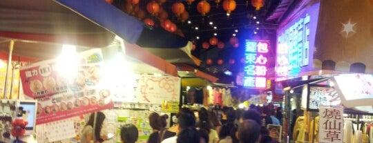 饒河街觀光夜市 Raohe St. Night Market is one of Taipei 臺北市.