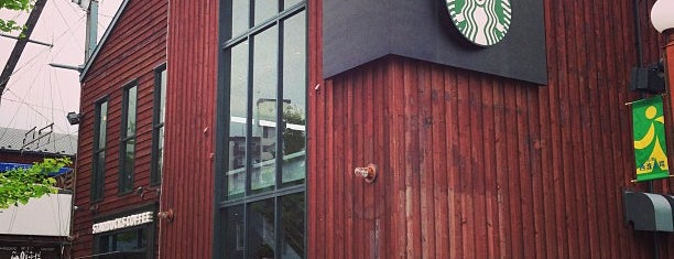 Starbucks Coffee 函館ベイサイド店 is one of Starbucks Coffee (北海道).