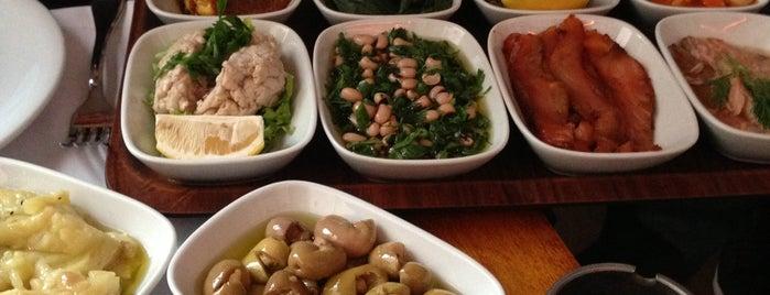 Hayat Cihangir is one of Istambul food.