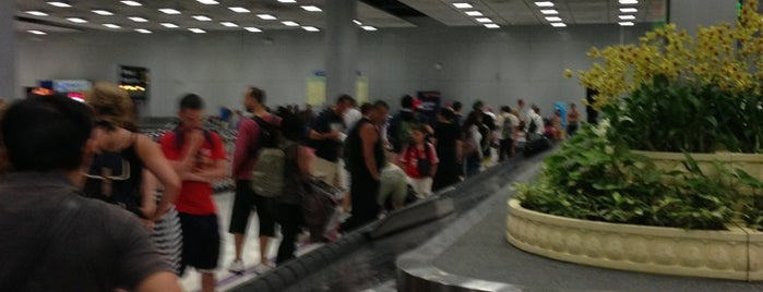 Baggage Claim 1 is one of TH-Airport-BKK-1.
