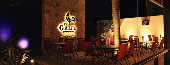 El Gallo is one of Guide to Mérida's best spots.